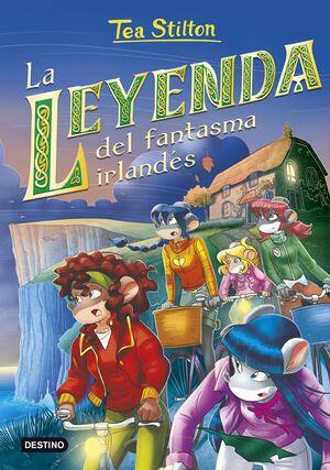 TS41. LA LEYENDA DEL FANTASMA IRLANDES
