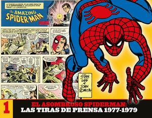 ASOMBROSO SPIDERMAN LAS TIRAS DE PRENSA 1