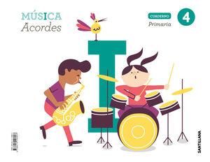 4PRI CUAD MUSICA ACORDES ED19