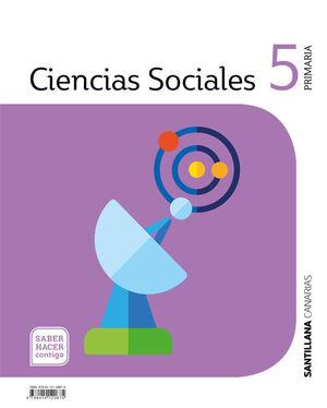 5PRIM CIENCIAS SOCIALES SABER HACER CONTIGO