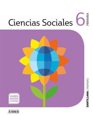 6PRIM CIENCIAS SOCIALES SABER HACER CONTIGO