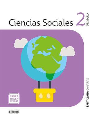 2PRIM CIENCIAS SOCIALES SABER HACER CONTIGO