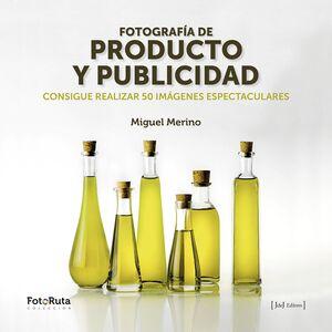 FOTOGRAFÍA DE PRODUCTO Y PUBLICIDAD