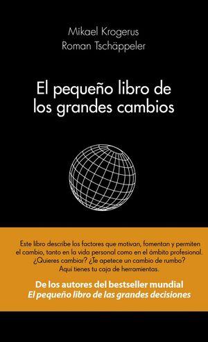 EL PEQUEÑO LIBRO DE LOS GRANDES CAMBIOS