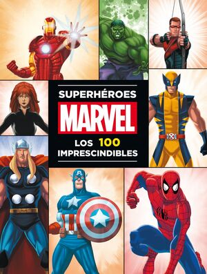 SUPERHÉROES MARVEL