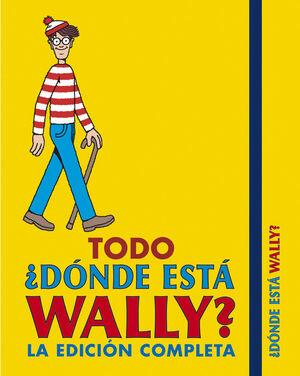 TODO ¿DÓNDE ESTÁ WALLY? (COLECCIÓN ¿DÓNDE ESTÁ WALLY?)