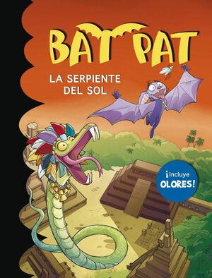 LA SERPIENTE DEL SOL (BAT PAT. OLORES 7)