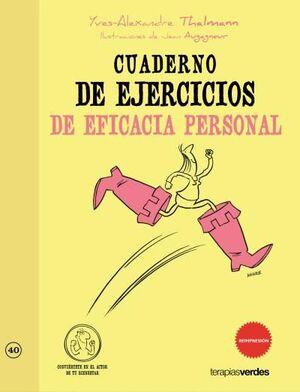 CUADERNO DE EJERCICIOS. EFICACIA PERSONAL