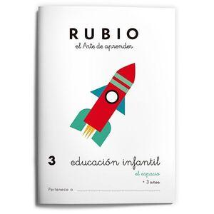 EDUCACIÓN INFANTIL 3. EL ESPACIO