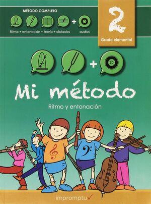 MI MÉTODO.TEORÍA MUSICAL 02