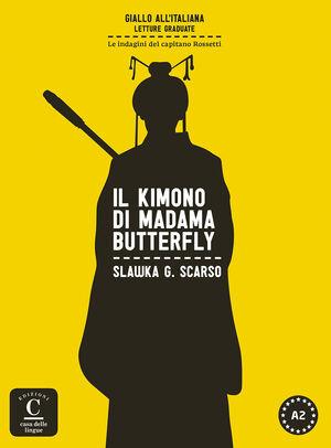 IL KIMONO DI MADAMA BUTTERFLY LIBRO Y CD