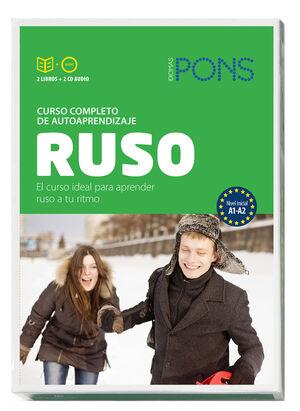 CURSO COMPLETO PONS DE AUTOAPRENDIZAJE RUSO
