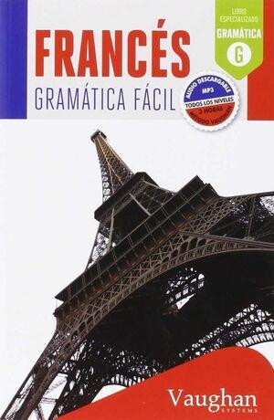 FRANCÉS GRAMÁTICA FÁCIL