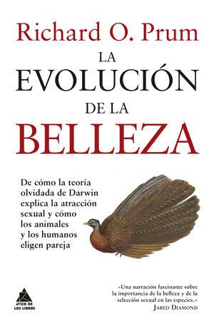 LA EVOLUCIÓN DE LA BELLEZA