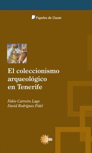 EL COLECCIONISMO ARQUEOLÓGICO EN TENERIFE