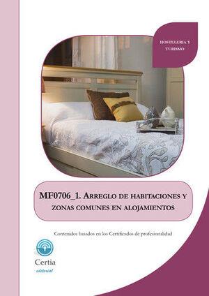 MF0706_1 ARREGLO DE HABITACIONES Y ZONAS COMUNES