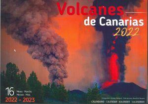 CALENDARIO VOLCANES 2022 (GRANDE)