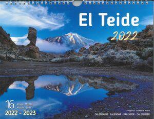 CALENDARIO EL TEIDE 2022 (GRANDE)
