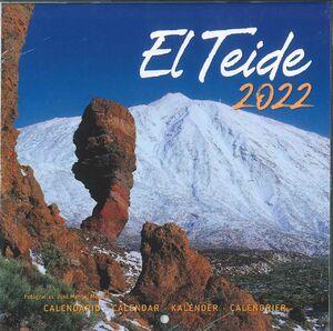 CALENDARIO EL TEIDE 2022 (PEQUEÑO)
