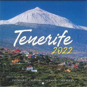 CALENDARIO TENERIFE 2022 (PEQUEÑO)