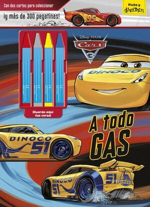 CARS 3. A TODO GAS