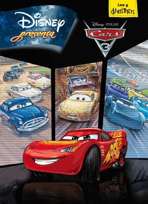 CARS 3. DISNEY PRESENTA
