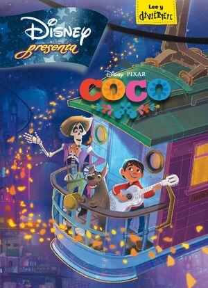 COCO. DISNEY PRESENTA