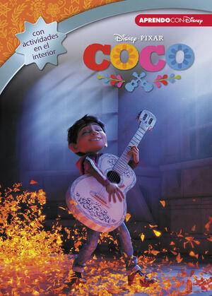 COCO (LEO, JUEGO Y APRENDO CON DISNEY)