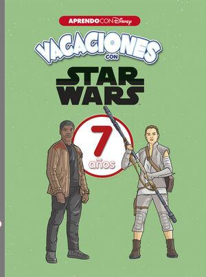 VACACIONES CON STAR WARS. 7 AÑOS