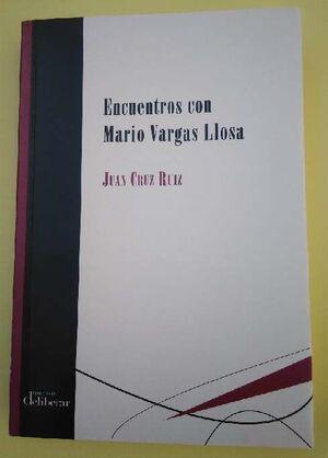ENCUENTROS CON MARIO VARGAS LLOSA