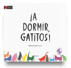 ¡A DORMIR, GATITOS!