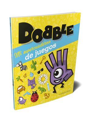 MI SUPERCUADERNO DE JUEGOS DOBBLE