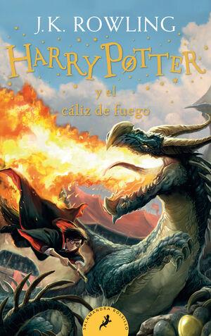 HARRY POTTER Y EL CÁLIZ DE FUEGO (HARRY POTTER 4)