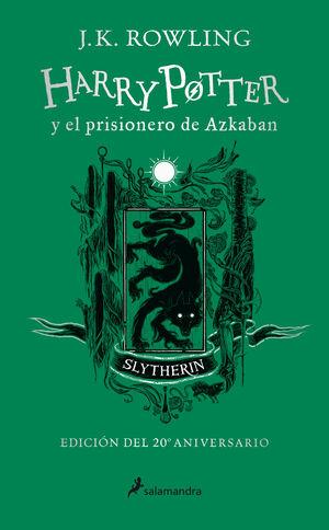 HARRY POTTER Y EL PRISIONERO DE AZKABAN (EDICI?N SLYTHERIN DEL 20? ANIVERSARIO)