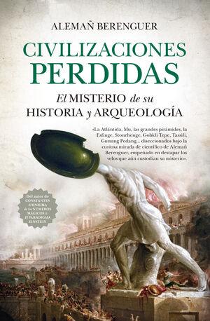 CIBILIZACIONES PERDIDAS (LEB). EL MISTERIO DE SU HISTORIA Y ARQUEOLOGIA