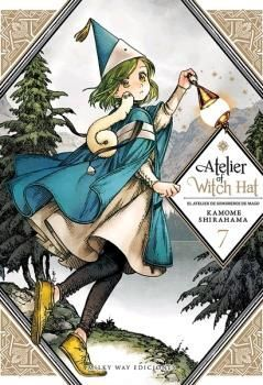 ATELIER OF WITCH HAT 07 (ED. NORMAL)