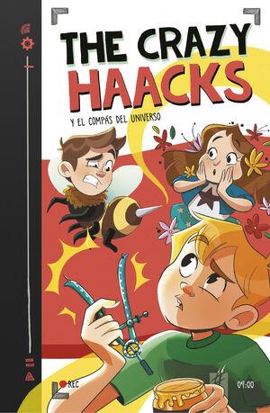 THE CRAZY HAACKS Y EL COMPÁS DEL UNIVERSO (SERIE THE CRAZY HAACKS 10)