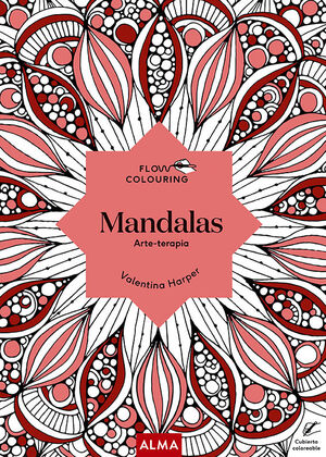 MANDALAS (FLOW COLOURING)