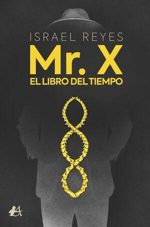MR. X EL LIBRO DEL TIEMPO