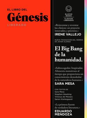 EL LIBRO DEL GÉNESIS . **2-CLÁSICOS LIBERADOS/BLACKIE BOOKS**