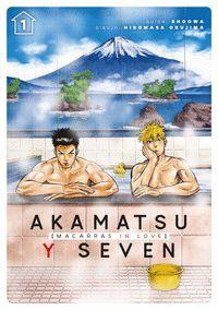 AKAMATSU Y SEVEN, MACARRAS IN LOVE, VOL. 1