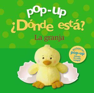 POP-UP ¿DÓNDE ESTÁ? LA GRANJA