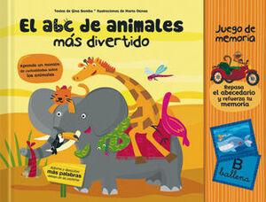 EL ABC DE ANIMALES MÁS DIVERTIDO