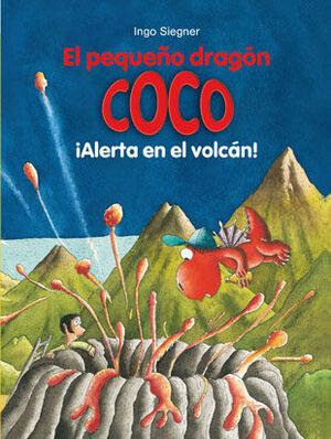 EL PEQUEÑO DRAGÓN COCO: ¡ALERTA EN EL VOLCÁN!