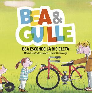 BEA & GUILLE 4. BEA ESCONDE LA BICICLETA