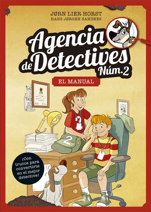 AGENCIA DE DETECTIVES NÚM. 2 - EL MANUAL