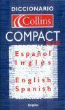 DICCIONARIO COMPACT ESPAÑOL INGLES