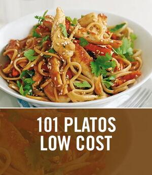 101 PLATOS LOW COST