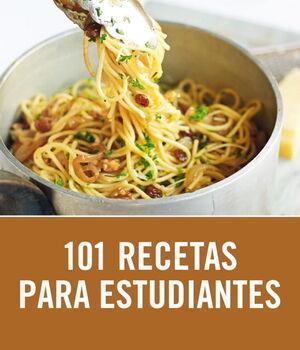101 RECETAS PARA ESTUDIANTES