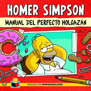 HOMER SIMPSON (ESCUELA DE SIMPSONOLOGÍA)